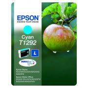 Epson T1292 tintapatron cyan