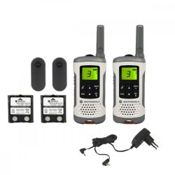 Motorola TLKR T50 walkie talkie (2db) 6km