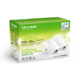 TPlink TL-PA2010 kit Powerline adapter