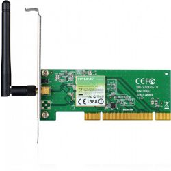 TP-Link TL-WN751ND 150MBps PCI Wireless N hálózati kártya