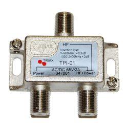 Triax TPI-01 tápfeladó