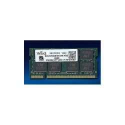 Veritech 2GB 1333MHz DDR3 Notebook memoria