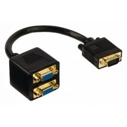 ValueLine VGCP60500B10 VGA elosztó kábel
