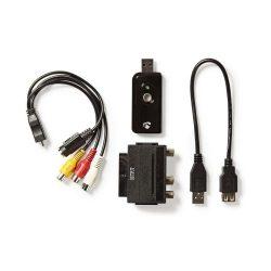 Nedis VGRRU100BK USB Audio/Video konverter