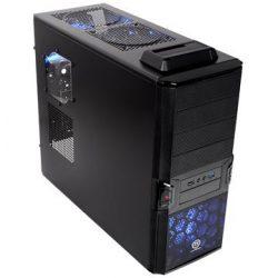 Thermaltake VL800M1W2N V3 Black Edition ATX pc ház (nincs táp)