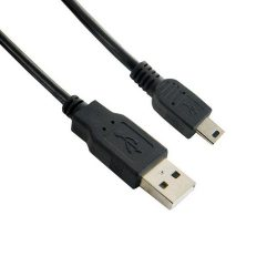 ValueLine VLCT60300B10 USB2.0 A-mini USB 5 pin 1m kábel