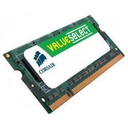 Corsair VS1GSDS667D2 1GB 667MHz DDR2 Notebook memória