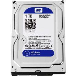"Western Digital WD10EZRZ 1TB 5400rpm SATA3 3,5"" merevlemez"