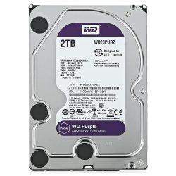 Western Digital 2TB HDD WD20PURZ 64MB