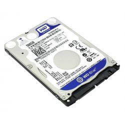 Wester Digital WD5000LPCX 500GB notebook winchester