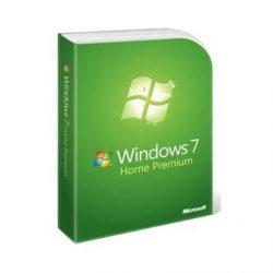 Microsoft Windows 7 Home Premium 32bit magyar OEM