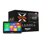 "WayteQ X995BT HD 5"" Android GPS"
