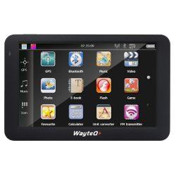 """WayteQ X985BT 5"""" GPS navigációs készülék"""