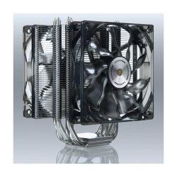 Xigmatek CPU cooler VENUS (26dB, 12cm, 6 heatpipe, 4pin)