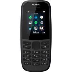 Nokia 105 (2019) Black GSM telefon