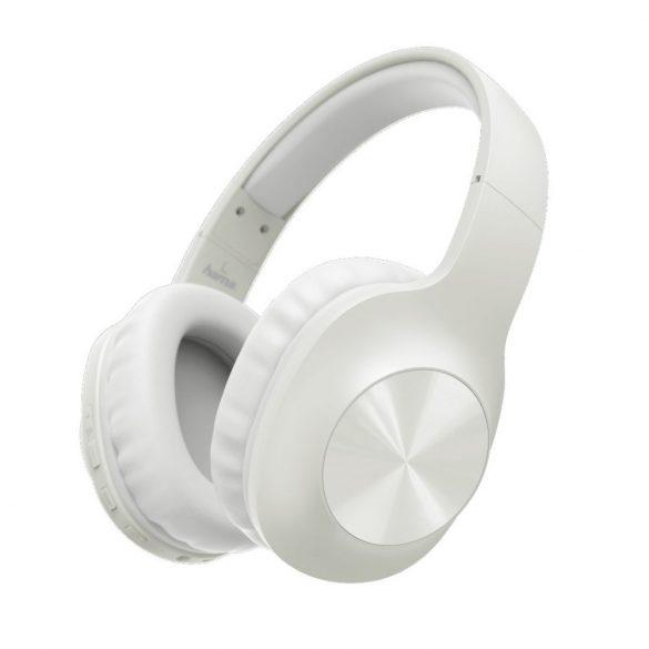 Hama Calypso Bluetooth fejhallgató, fehér