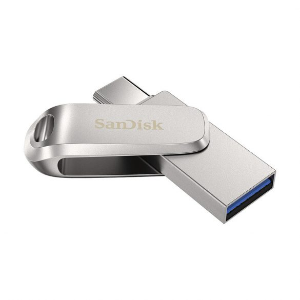 Sandisk 256GB Dual Drive Luxe USB3.1 Type-C pendrive