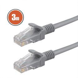 Globiz UTP Patch kábel cat5e, 3m
