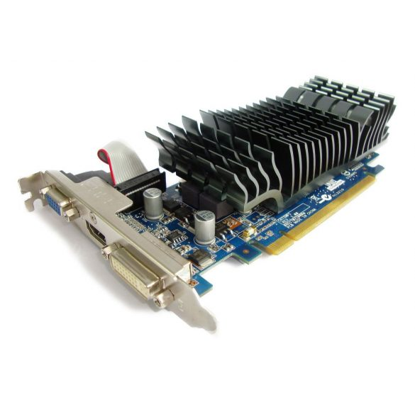 Asus Geforce 210 1Gb DDR3 Silent Videókártya