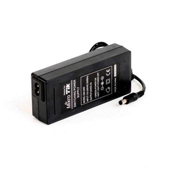 Mikrotik 24V/96W DC tápegység