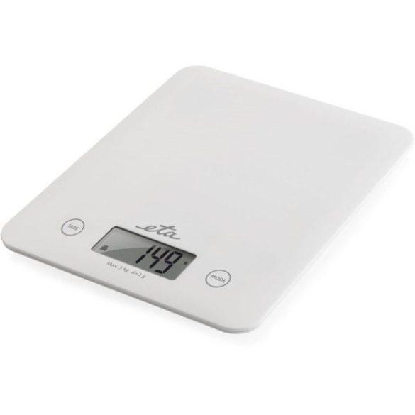 Eta 2777 Lori digitális konyhai mérleg fehér