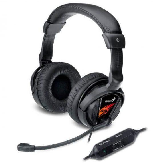 Genius HS-G600V gaming fejhallgató
