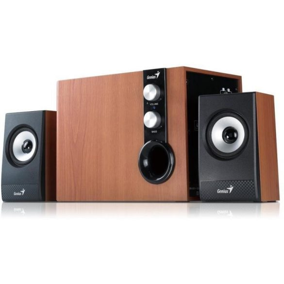 Genius SW-HF1205 II 2.1 32W fa hangszóró