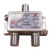 Triax 340110 TV/SAT Diplexer