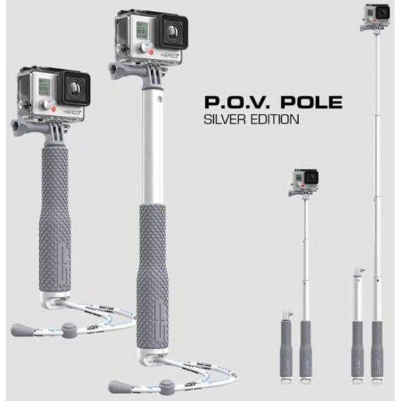 """SP POV Pole Silver 19"""" 48cm-es bot GoPro kamerához"""