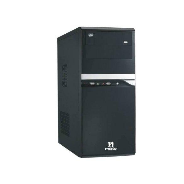 nBase 801T N400 Midi pc ház + 400W táp