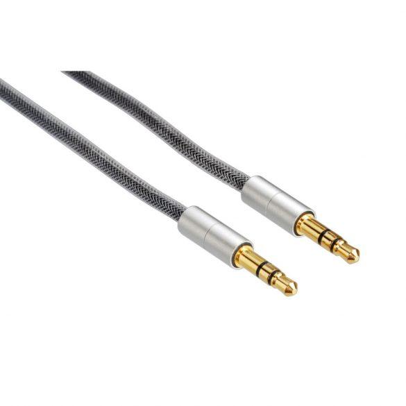 Hama 3,5mm sztereó Jack csatlakozós kábel, 2m