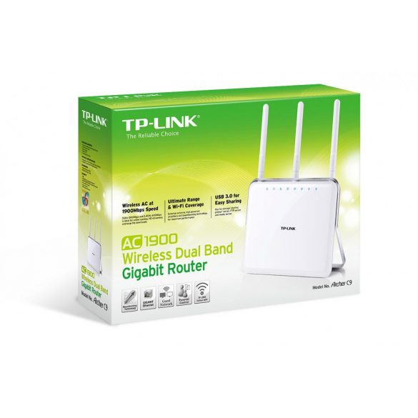 Tp-link AC1900 Dual-Band 1.9Gbps Wireless Router