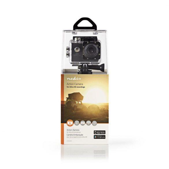 Nedis ACAM40BK Ultra HD 4K akciókamera