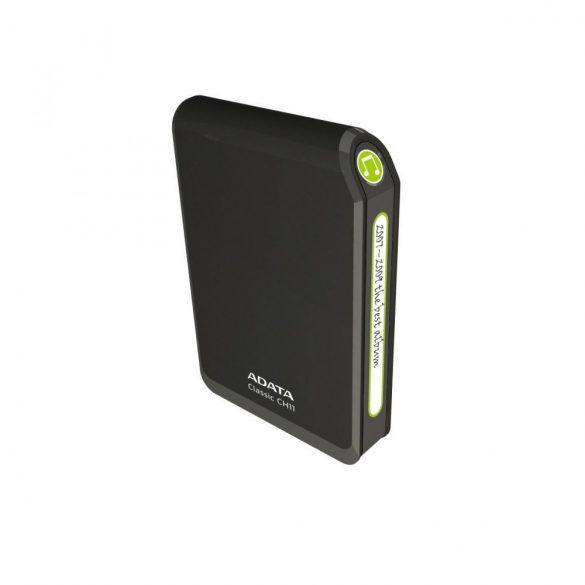 """Adata ACH11-750GU3-CBK 750GB 2,5"""" USB3.0 külső merevlemez"""