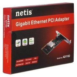 NIC Netis Gigabit Ethernet PCI Adapter AD1102