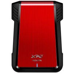 Adata EX500 USB 3.1 külső SSD/HDD ház piros