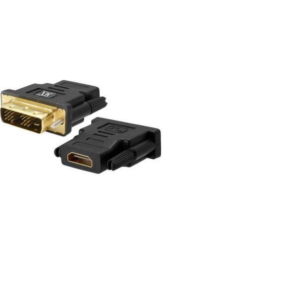 Gembird HDMI DVI átalakító