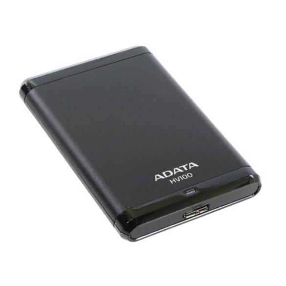 Adata AHV100-2TU3-CBK 2TB USB3.0 külső merevlemez