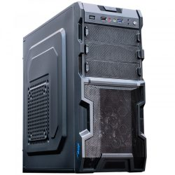 Akyga AKY003BK midi ATX PC ház