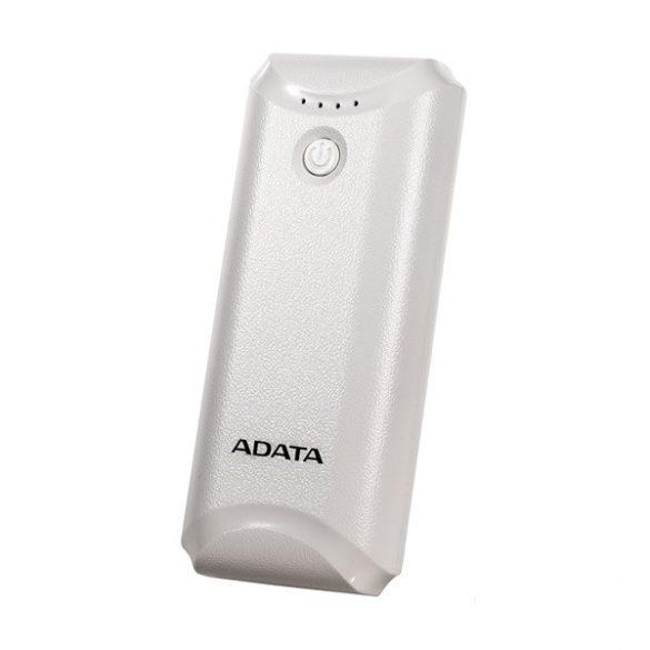 Adata P5000 5000mAh fehér powerbank