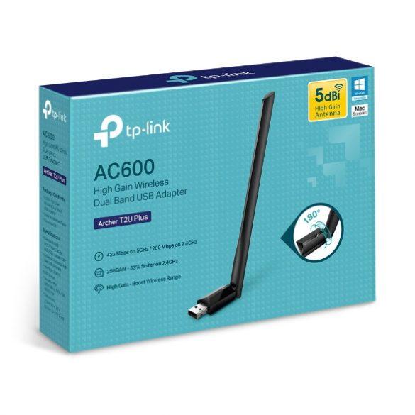 TP-link Archer T2U Plus AC600 Dual Band wifi adapter
