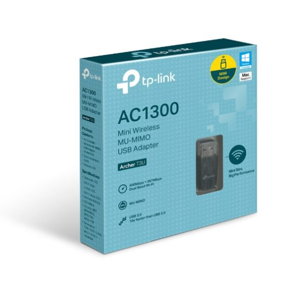 TP-link Archer T3U AC1300 Dual band USB3.0  wifi adapter