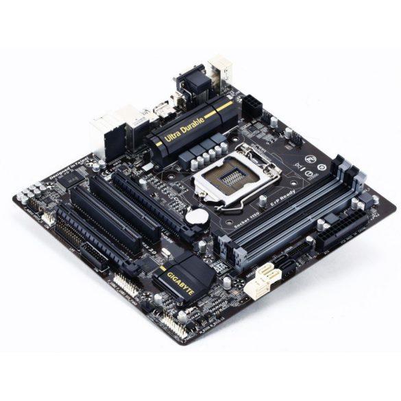 Gigabyte B85M-D3H LGA1150 alaplap