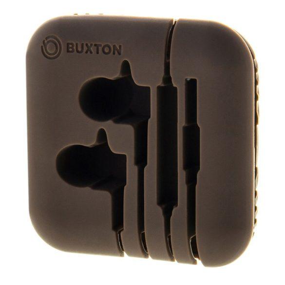 Buxton BHP-5040 fülhallgató, ezüst