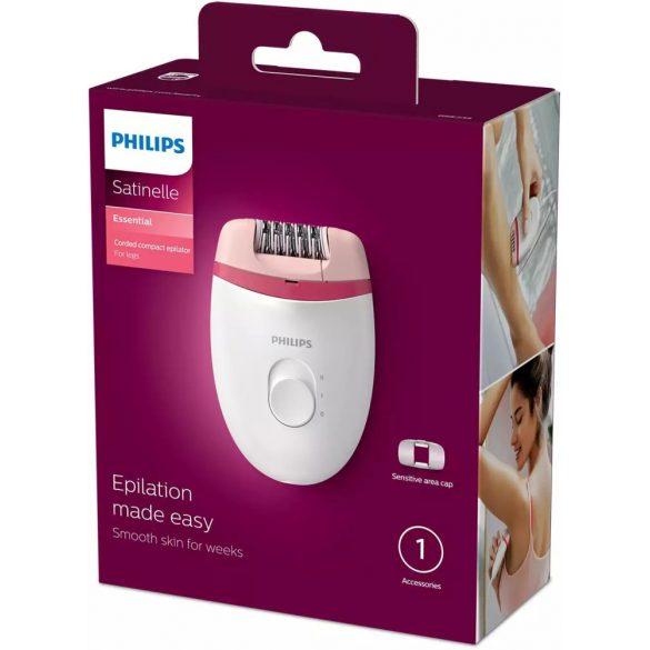 Philips BRE235/00 epilátor + precíziós sapka