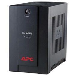 APC Back-UPS BX500CI 500VA (300 W)230V, LINE-INTERACTIVE szünetmentes tápegység