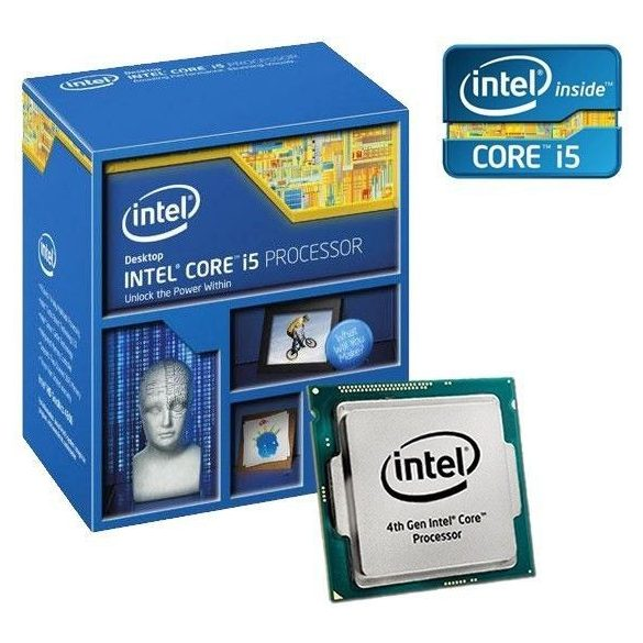 Intel Core i5 4590S Guad-core 3,0 GHz 6MB