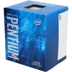 Intel DualCore Pentium G4500 3,5GHz S1151 processzor