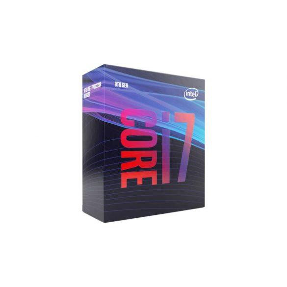 Intel i7-9700 BX80684I79700 3GHz LGA1151 12MB BOX processzor