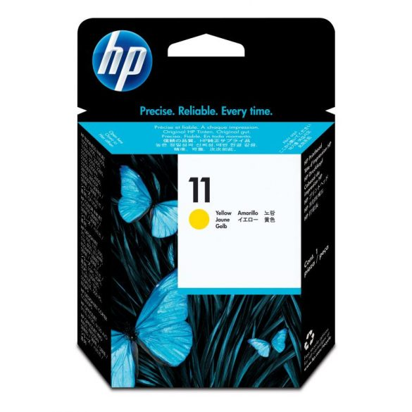 HP11 C4813A Yellow fej